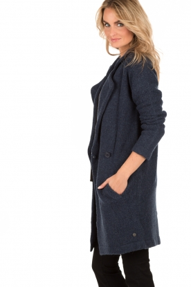 Cardigan Kika | dark blue