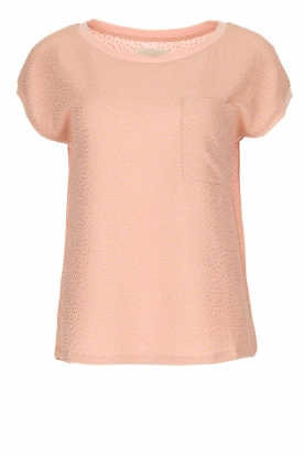 Lolly's Laundry |  Top Krystal | Pink
