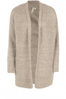 Knit-ted |  Cardigan Audrey | green