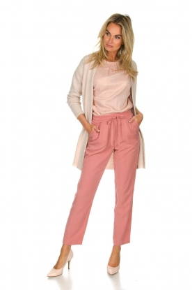 Knit-ted | Pants Viola | pink