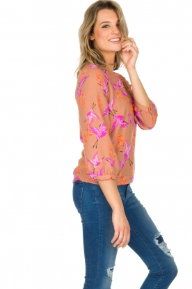 Essentiel Antwerp | Top Polma | roze