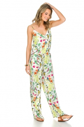 Essentiel Antwerp | Jumpsuit Elisabetha | wit