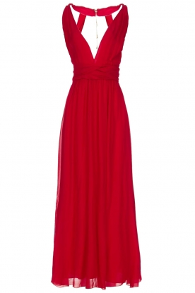 Patrizia Pepe | Dress Juliette | red