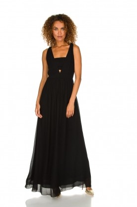 Patrizia Pepe | Maxi-dress Josephine | black