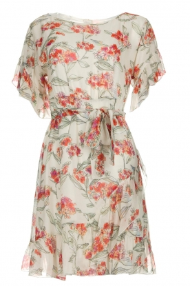 Patrizia Pepe |  Floral dress Chiara | white