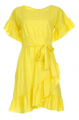 Patrizia Pepe | Dress Camilla | yellow