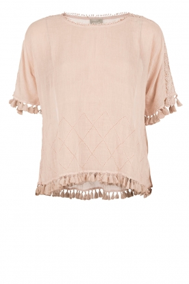 Hunkydory |  Top Paso | old pink