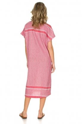 Rough Studios   Maxi-jurk King   rood
