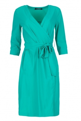 D-ETOILES CASIOPE |  Wrap dress Nois | sea green