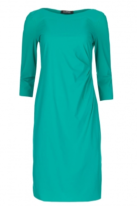 D'ETOILES CASIOPÉ |  Stretch dress Nadeleine | sea green
