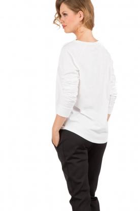 Shirt Oh Ok | white