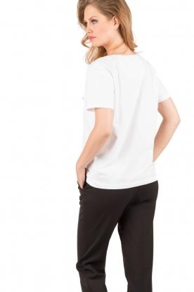 Amatør | T-shirt Amator | wit