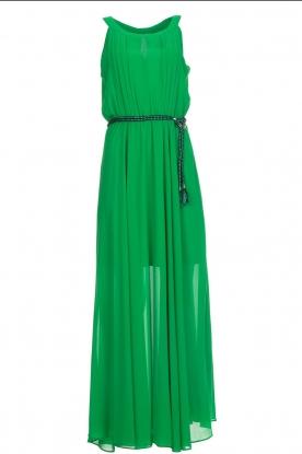 Kocca Maxi-jurk Liberta  groen
