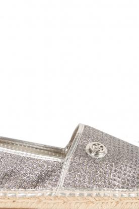 Espadrilles Kendrick | silver