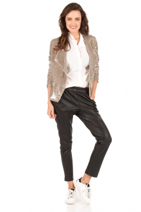 Sequin jacket Chill | Gold
