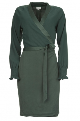 Dante 6 |  Wrap dress Ilya | green