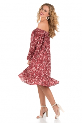 Dress Lacademia | red