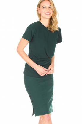 By Malene Birger | Top Liasoui | groen