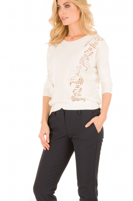 Sweater Laredo | white