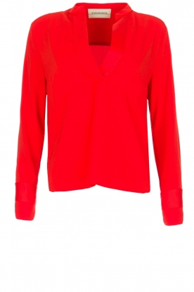 By Malene Birger | Blouse Alijara | rood