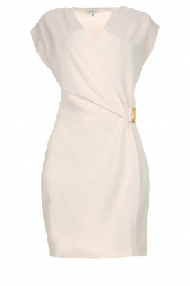 Dante 6 |  Dress with waist belt Lune | natural