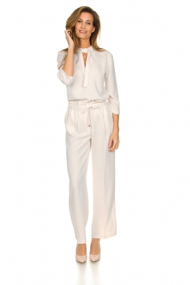 Dante 6 |  Wide leg pants Roxann | natural