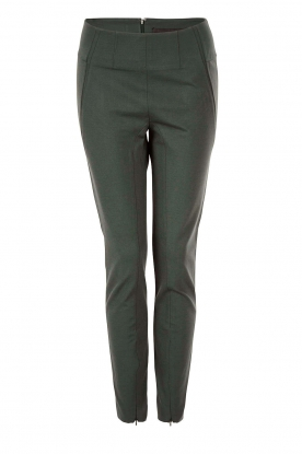By Malene Birger |  Pants Adania | petrol