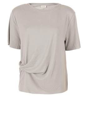 By Malene Birger | T-shirt Mindado | grijs