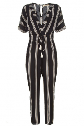 BEACHGOLD |  Jumpsuit Baja | black