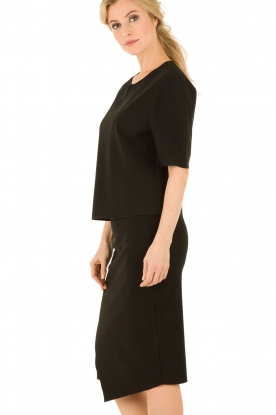 By Malene Birger | Top Alena | zwart