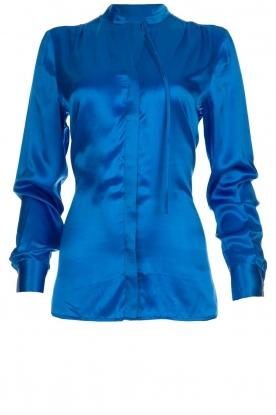 Dante 6   Blouse Famke   blue