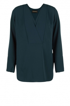 By Malene Birger | Top Triply | blauw