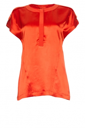 Dante 6 |  Satin top Yila | orange