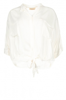 BEACHGOLD | Blouse Elliot | wit