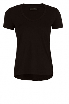 By Malene Birger | T-shirt Felicitas | zwart