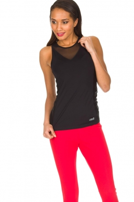 Casall |  Sports top Meshy | black