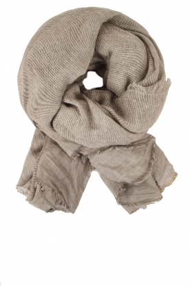 I love my Moment |  Scarf Heat | grey