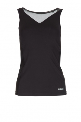 Casall | Sporttop Light | zwart