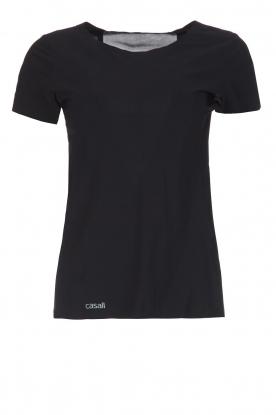 Casall | Sporttop Flexy | zwart
