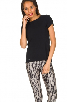 Casall |  Sports top Flexy | black