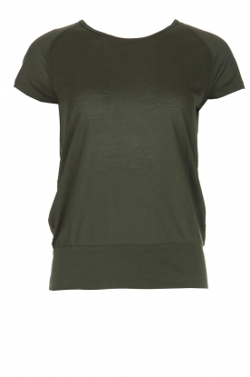 Casall |  Sport top Fluid | Green