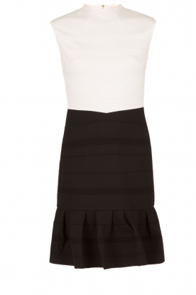 Ted Baker |  Dress Demore | black/white