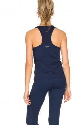 Casall | Sporttop Pro | donkerblauw