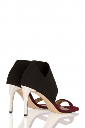 By Malene Birger | Suede sandalen Silhouette | multi