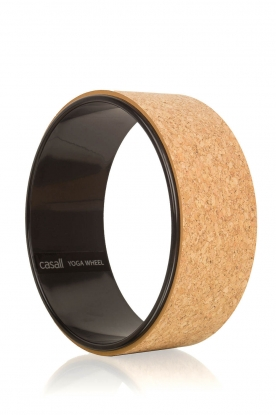 Casall |  Yoga wheel Cork | brown