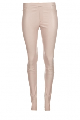 Dante 6 |  Leather leggings Campbell | natural