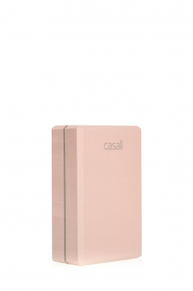 Casall | Yogablok Pink | roze