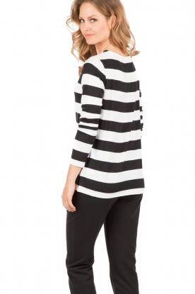 Sweater Iva | zwartwit