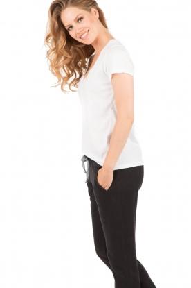T-Shirt Jenny | wit