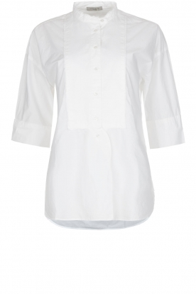 Hunkydory |  Blouse Cherry | white